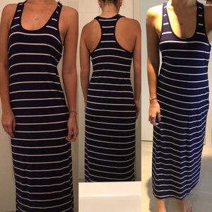 Kirra Striped Knit Maxi Dress